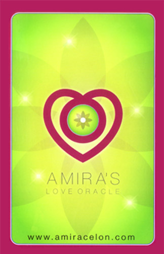 Amira's Love Oracle Cards